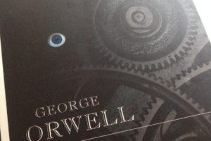 George Orwells 1984: Om nysprog og dets giftige virkning!
