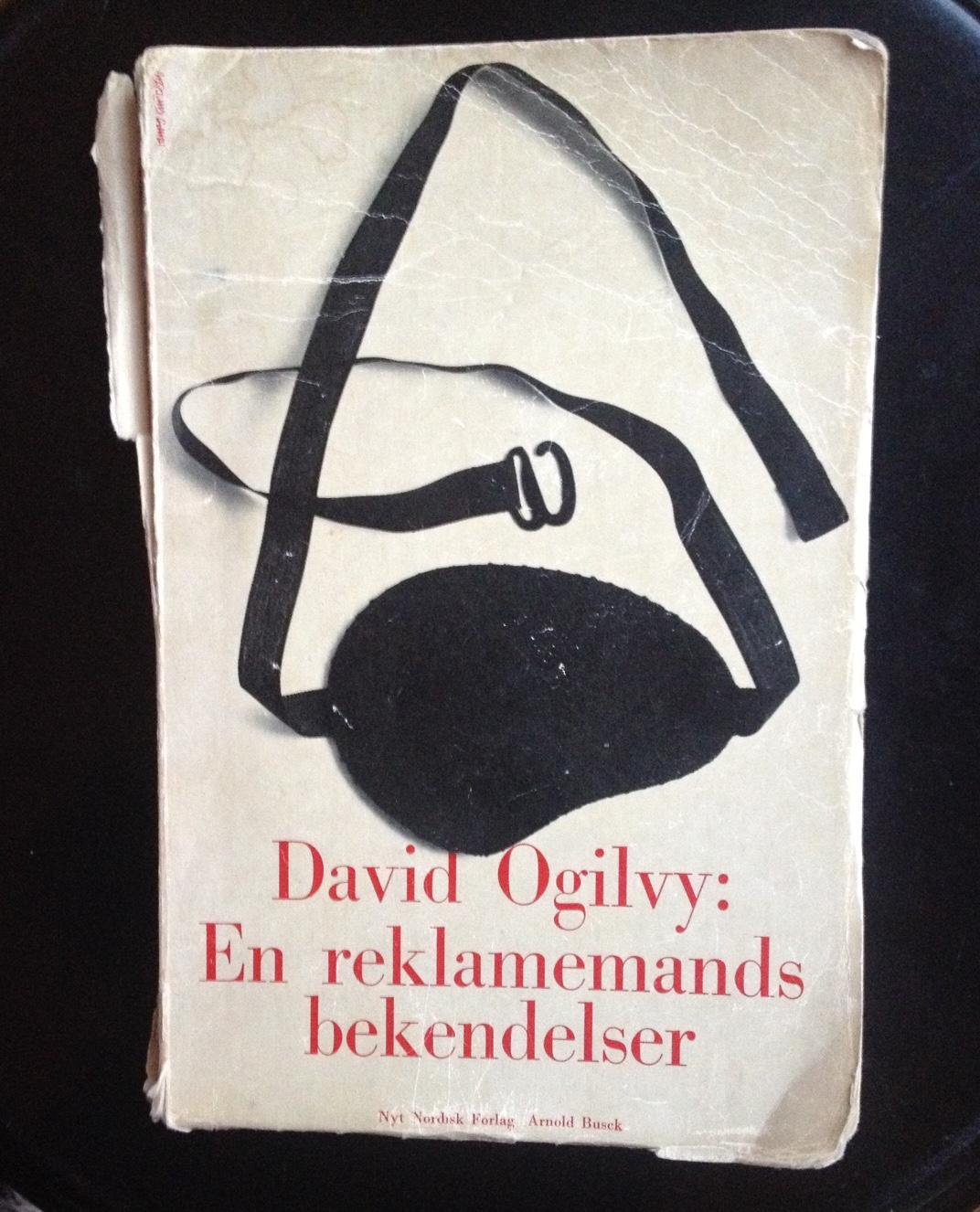 Bliv en bedre tekstforfatter med David Ogilgys gode råd